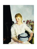 Lillian Giclee Print by George Wesley Bellows
