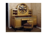 Art Nouveau Style Desk, 1908 Giclee Print by Peter Behrens
