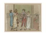Sir Roger De Coverley Giclee Print by Randolph Caldecott
