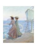 Nearing Home, C.1905 Giclée-Druck von Abbott Fuller Graves