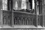 Tomb at Westminster Abbey, London Photographic Print by Frederick Henry Evans