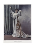 Jeanne Cheirel, French Actress Giclee Print by Paul Boyer