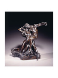 The Eternal Spring, First State, before 1892 Giclee Print by Auguste Rodin