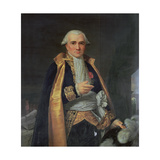 Portrait of Gaspard Monge Giclee Print by Jean Claude Naigeon