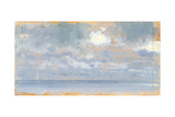 Study of Clouds Giclee Print by Giuseppe De Nittis