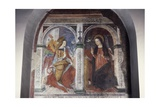 Annunciation, 1491 Giclee Print by Carlo Crivelli