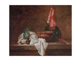 Still Life Giclee Print by Jean-Baptiste Simeon Chardin