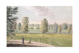 View from Bengeo Hall, 1812 Giclee Print by Joshua Gosselin
