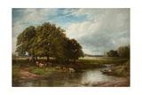 Summertime Giclee Print by Edmund Morison Wimperis