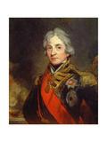 Lord Nelson Giclee Print by John Hoppner