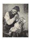 Naughty Boy Giclee Print by Georg Jakobides