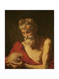 St. Jerome Giclee Print by Jusepe de Ribera