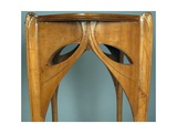 Art Nouveau Style Table, 1903 Giclee Print by Hector Guimard