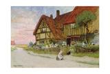 Evening Giclee Print by Arthur Claude Strachan