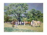 Point to Point Giclee Print by Paul Gribble