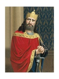 Charlemagne Giclee Print