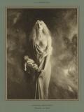 Marguerite Au Sabbat Photographic Print by Pascal Adolphe Jean Dagnan-Bouveret