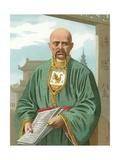 Confucius Giclee Print