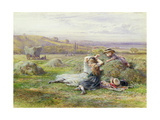 Resting Giclee Print by William Stephen Coleman