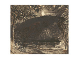 Moonrise Giclee Print by Samuel Palmer