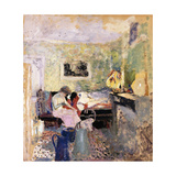 The Green Bedroom, 1905 Giclee Print by Edouard Vuillard