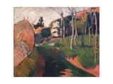 Landscape, Saint-Briac, 1889 Giclee Print by Emile Bernard