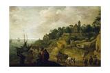 Dutch Landscape Giclee Print by Pieter de Neyn