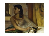 Death of Cleopatra, Detail Giclee Print by Jean Andre Rixens