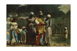Carnival Giclee Print by Winslow Homer