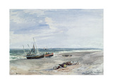 Seascape Giclee Print by Thomas Collier