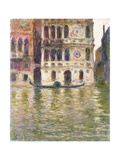 The Palazzo Dario, 1908 Giclee Print by Claude Monet