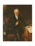Baron Alexander Von Humboldt Giclee Print by Henry William Pickersgill