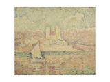 Antibes Morning, 1919 Giclee Print by Paul Signac