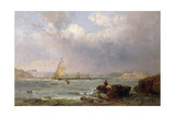 The Estuary Giclee Print by Samuel Phillips Jackson
