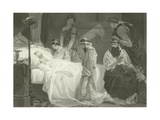 Death of Pericles, 429 BC Giclee Print by Alonzo Chappel