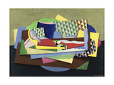 Woman Lying Down; Femme Couchee, 1924 Giclée-Druck von Georges Valmier