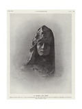 France, by Rodin Giclee Print by Auguste Lepere