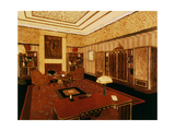 Office, 1924 Giclee Print by Paul Follot