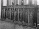 Rood Screen, St. Agnes Church, Cawston Photographic Print by Frederick Henry Evans