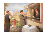 Grand Touring, 2004 Giclee Print by Alan Kingsbury