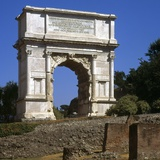 Arch of Titus Photographic Print
