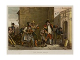 The Parish Beadle Giclee Print by Sir David Wilkie