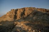 View of Masada Photographic Print