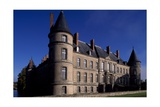 Chateau De Craon, 1720-1732 Giclee Print by Germain Boffrand