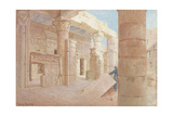 Temple of Philae Giclee Print by Henry Holiday