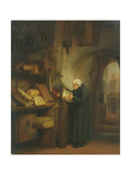 The Vestry, 1835 Giclee Print by Jacob Gensler