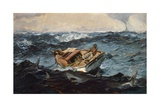 La corrente del Golfo, 1899 Stampa giclée di Winslow Homer