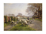 Springtime, 1918 Giclee Print by William Kay Blacklock