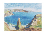 Chisel Rock Bay, 1997 Giclee Print by Patricia Espir