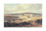 Kirkstall Abbey, 1800 Giclee Print by Thomas Girtin